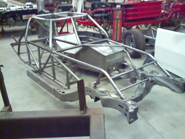 Chassis And Cage Modified
